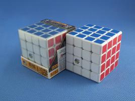 ZhiSheng YuXin Unicorn King 4x4x4 Biała