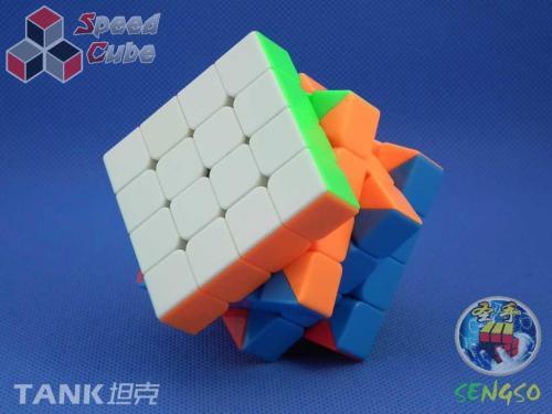 SengSo 4x4x4 TANK Stickerless