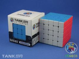 SengSo 5x5x5 TANK Stickerless