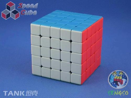 SengSo 5x5x5 TANK Stickerless