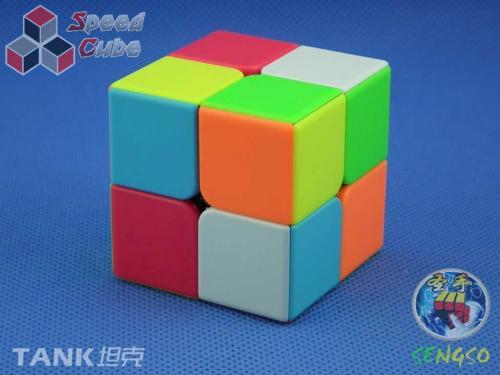 SengSo 2x2x2 TANK Stickerless