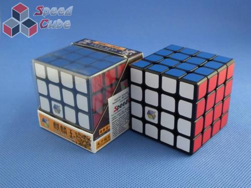 ZhiSheng YuXin 4x4x4 Unicorn King Czarna