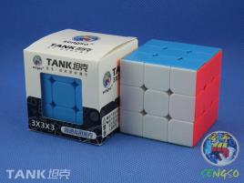 SengSo 3x3x3 TANK Stickerless