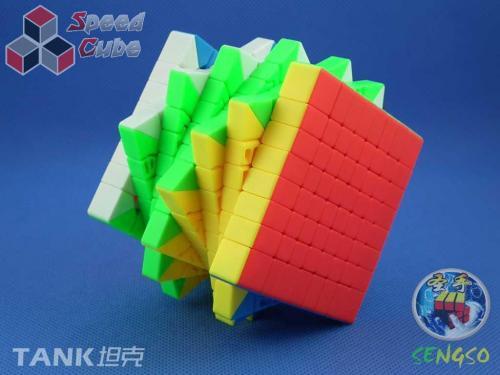 SengSo 8x8x8 TANK Stickerless