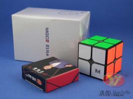 YongJun MGC2 Elite M 2x2x2 Black