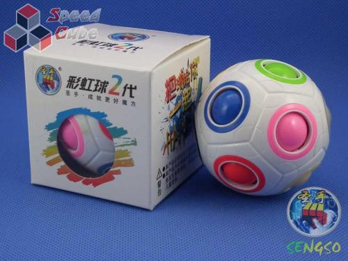 SengSo Rainbow Ball Stickerless