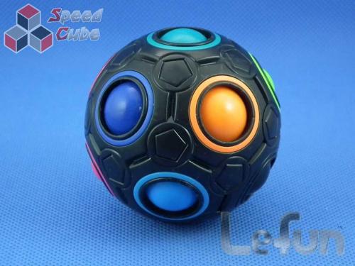 LeFun Rainbow Ball Black