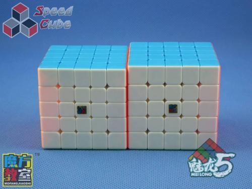 MoFang JiaoShi 5x5x5 MeiLong V2 Czarna