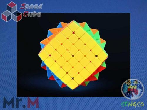 SengSo Mr.M 6x6x6 Stickerless