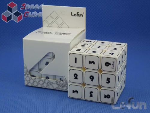 LeFun Sudoku 3x3x3 UV White
