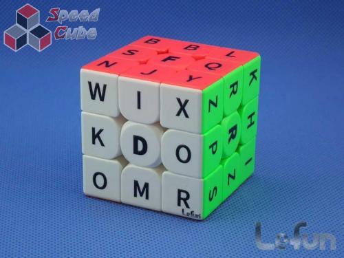 LeFun Formula 3x3x3 UV Stickerless