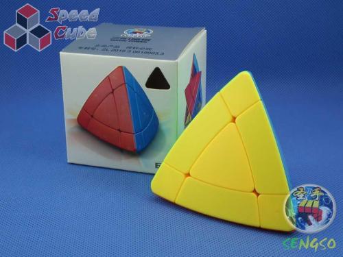 SengSo 3x3 Pyraminx Stickerless
