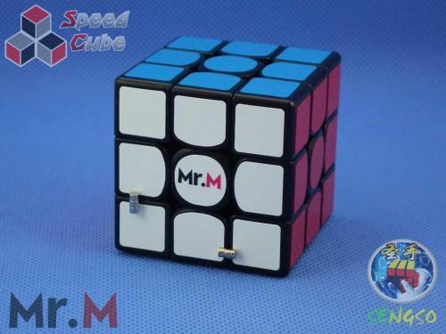 SengSo Mr.M 3x3x3 V2 Black
