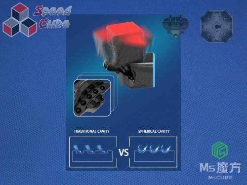 MsCUBE Ms3-V1 M (Standard) Black