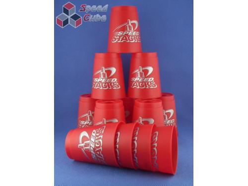 Kubki SpeedStacks Czerwone (Really Red)