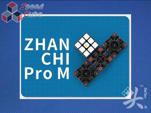 DaYan ZhanChi Pro M 3x3x3 Light Green