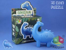 FanXin Dino 3D Cube Diplodocus