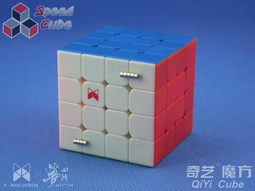 X-Man Ambition 4x4x4 Magnetic Stickerless