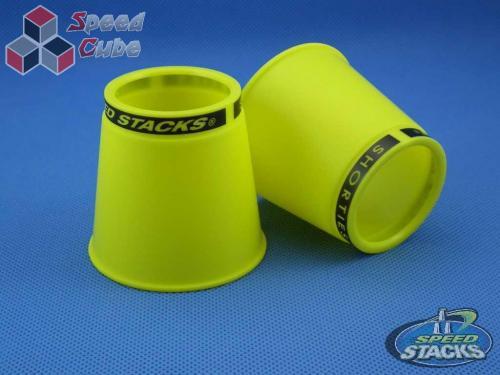 Kubki Speed Stacks Shorties Yellow