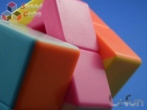 LeFun Domino 2x3x3 v2 Pink
