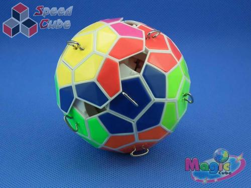 Magic 12-Axis WitBall Puzzle Minx Cube
