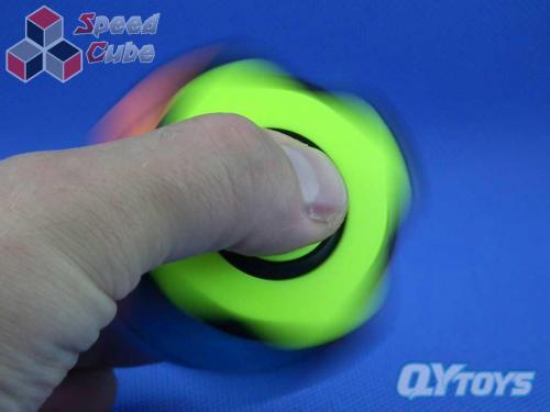 QiYi O2 Cube Spinner 1x1 Stickerless