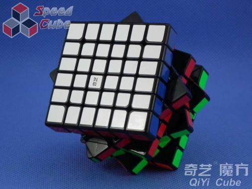 QiYi QiFan W 6x6x6 Czarna