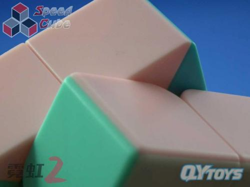 QiYi QiDi S2 2x2x2 Neon