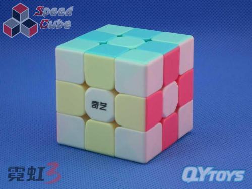 QiYi Warrior S 3x3x3 Neon