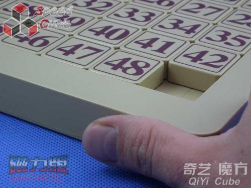 Qiyi Magnetic Number Klotski 48
