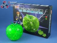 YJ Apple Crystal Puzzle 3D Gren