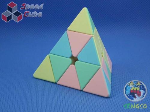 ShengShou Pyraminx Legend S Macarone
