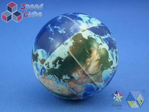 YuXin Earth 2x2x2 Stickerless