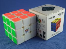 YongJun CHiLONG 3x3x3 Biała