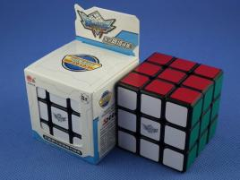 Cyclone BoYs 3x3x3 XuanFeng Czarna 56 mm