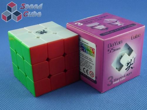 DaYan ZhanChi 3x3x3 55 mm Kolorowa