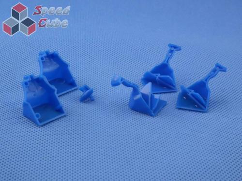 DaYan V ZhanChi 3x3x3 57 mm Niebieska