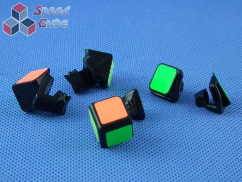 MoYu AoSu Mini 60 mm 4x4x4 Czarna