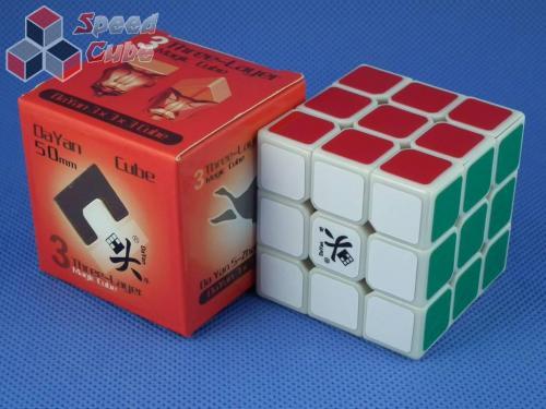 DaYan V Zhanchi 3x3x3 50 mm Biała