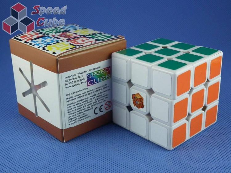 Gans Type-A III v2 3x3x3 Biała
