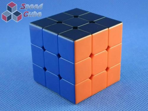 DaYan ZhanChi 3x3x3 55 mm Kolorowa (czarna ściana)