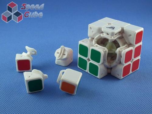 FangShi ShuangRen v2 3x3x3 Biała
