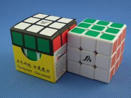 FangShi ShuangRen v1 3x3x3 Biała
