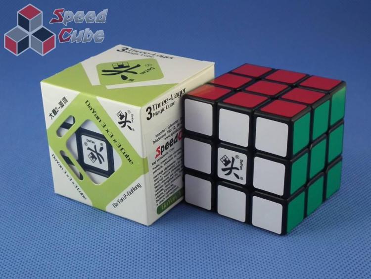 DaYan Guhong v1 3x3x3 Czarna