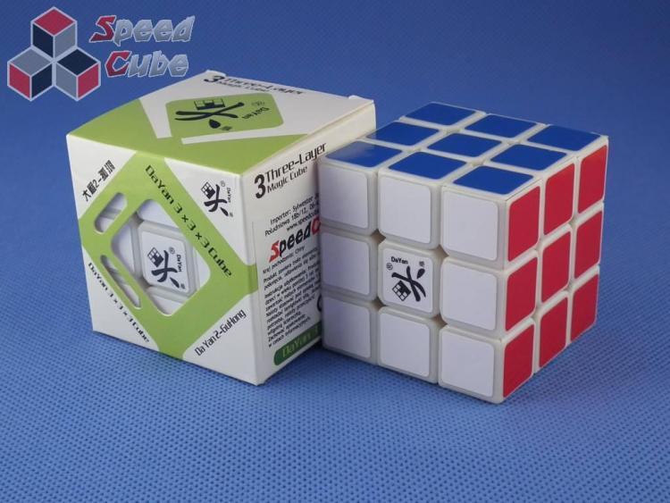 DaYan Guhong v1 3x3x3 Biała