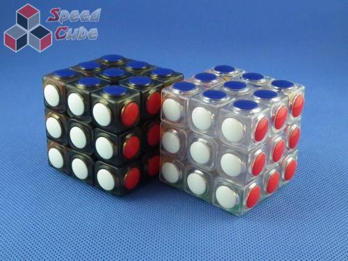 MoYu YJ LingGan 3x3x3 Transp. White