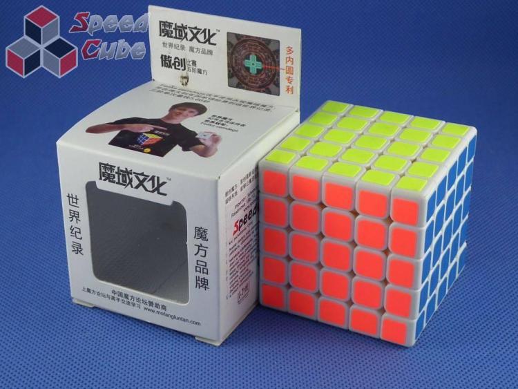 MoYu AoChuang 5x5x5 Biała