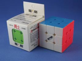 MoFangGe QiYi Warrior 3x3x3 Kolorowa (Light)