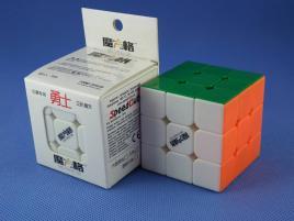 MoFangGe QiYi Warrior 3x3x3 Kolorowa (Dark)