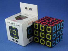 MoFangGe QiYi CiYuan 3x3x3 Czarna